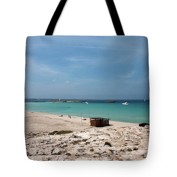Ses Illetes, Formentera Tote Bag