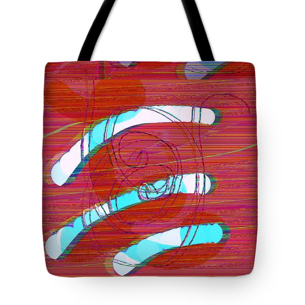 Tote Bag featuring the digital art Set Me Free by Bee-Bee Deigner