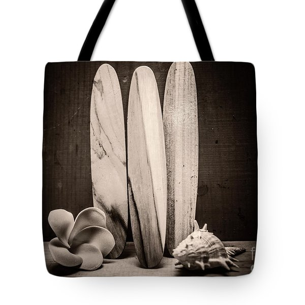Seventies Surfing Tote Bag