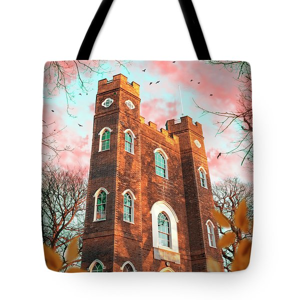 Severndroog Castle Tote Bag