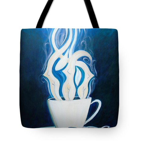 Sexy Java Tote Bag