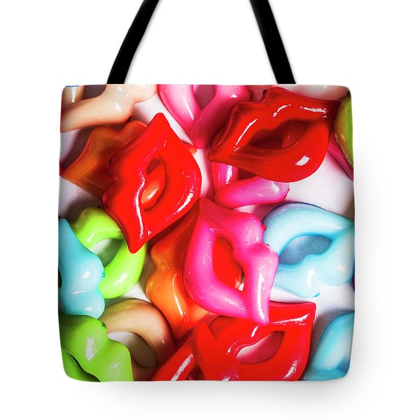 Sexy Lips  Tote Bag