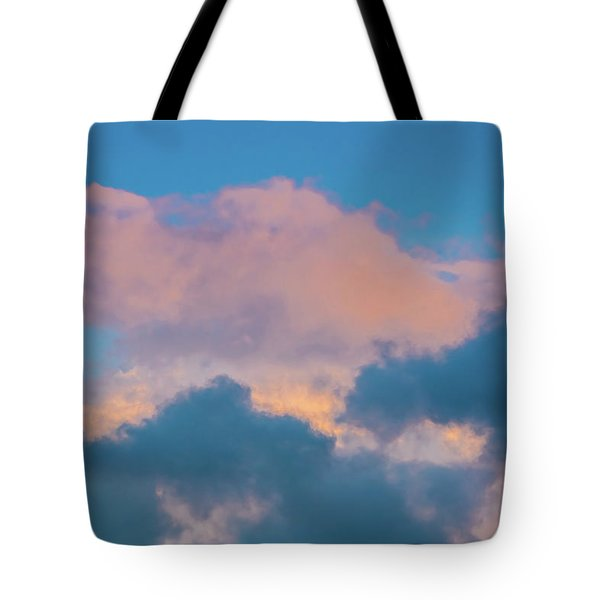 Shades Of Clouds Tote Bag
