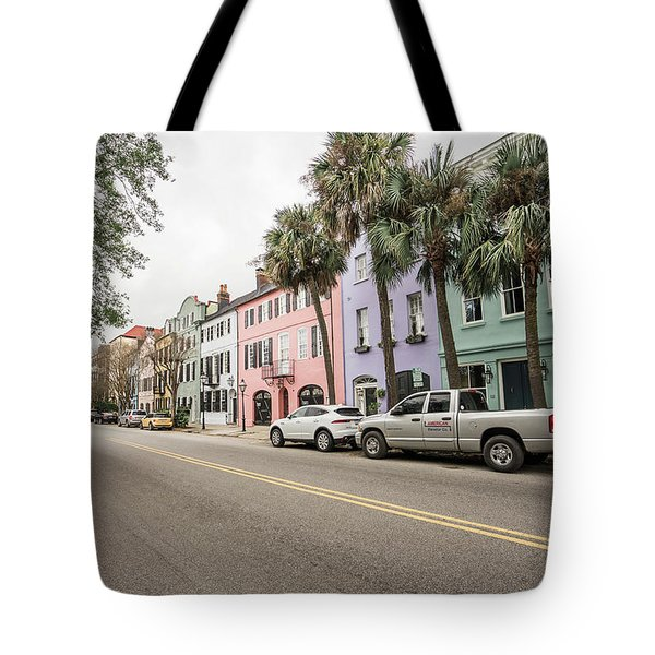 Shades Of The Rainbow Tote Bag