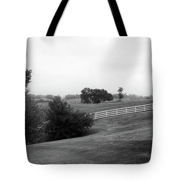 Shaker Field Tote Bag