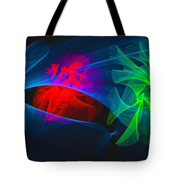 Shapes And Colours #i1 Tote Bag