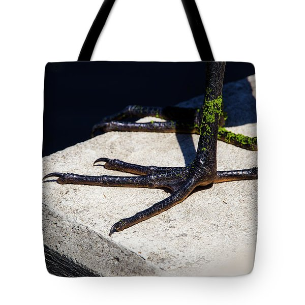 Sharp Perspective  Tote Bag