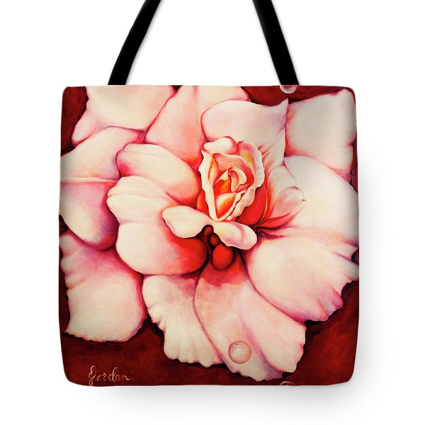 Sheer Bliss Tote Bag