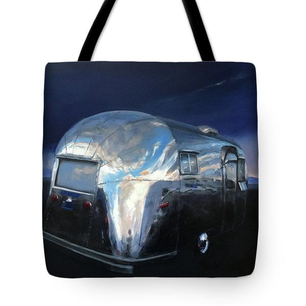 Shelter From The Approaching Storm Tote Bag