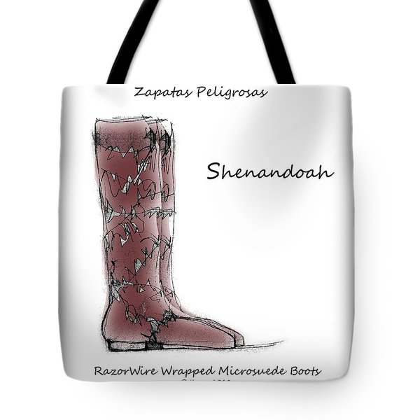 Shenandoah Tote Bag