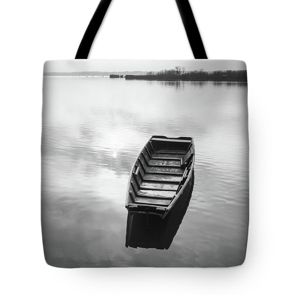 Tote Bag featuring the photograph Shine On You Crazy Diamond by Davor Zerjav