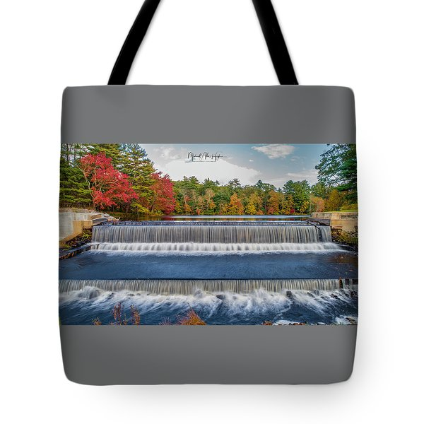 Tote Bag featuring the photograph Shining Bright  by Michael Hughes