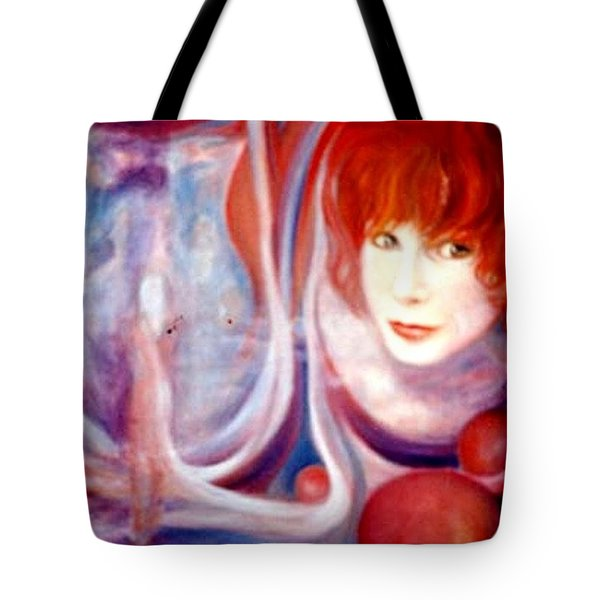 Shirley Incarnate Tote Bag