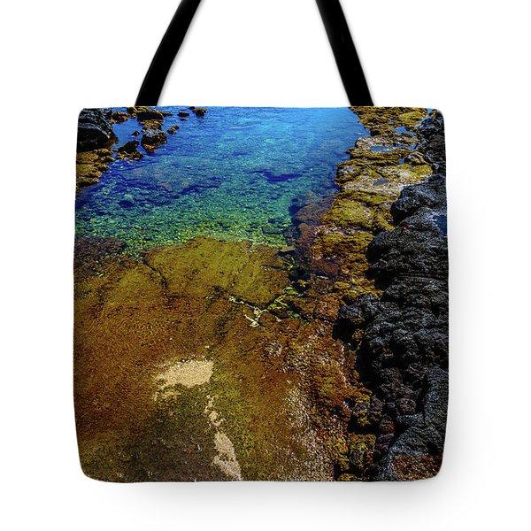 Shore Colors Tote Bag