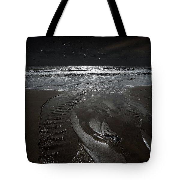 Shore Of The Cosmic Ocean Tote Bag