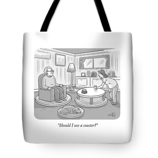 Should I Use A Coaster Tote Bag