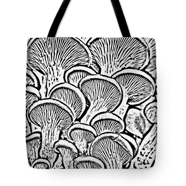 Shroom Zoom Tote Bag