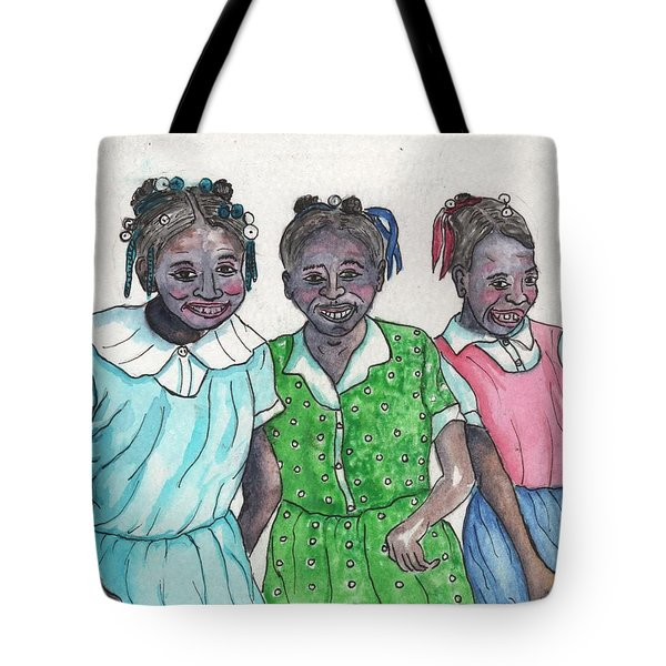 Shy Girls From South Alabama Tote Bag