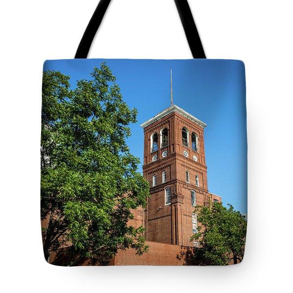 Sibley Mill Augusta Ga Tote Bag