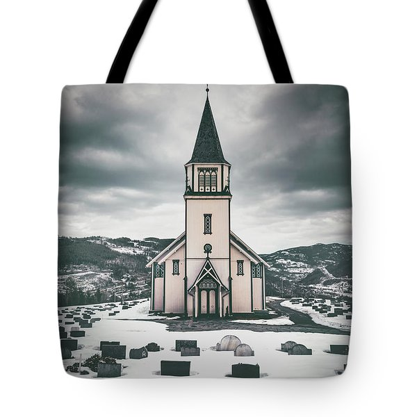 Silent Prayers Tote Bag