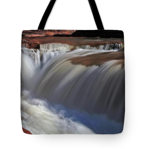 Silken Flow Tote Bag