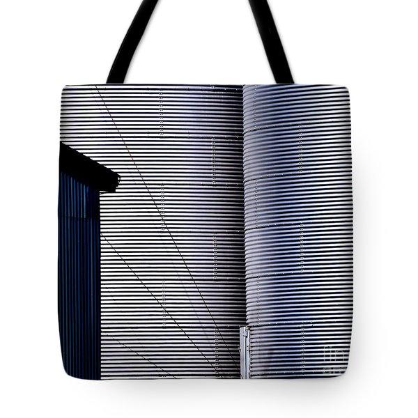 Silo Door Tote Bag