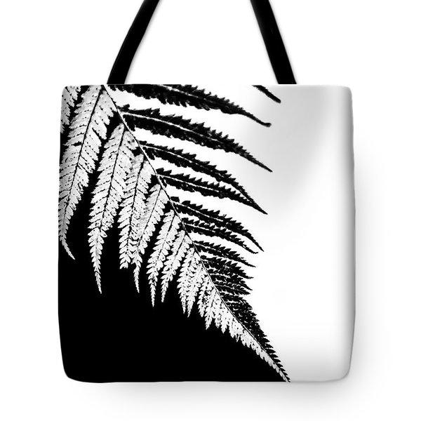 Silver Fern Tote Bag