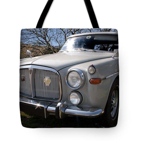 Silver Rover P5b 3.5 Ltr Tote Bag