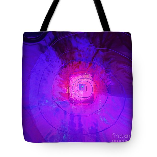Simply Complex Tote Bag