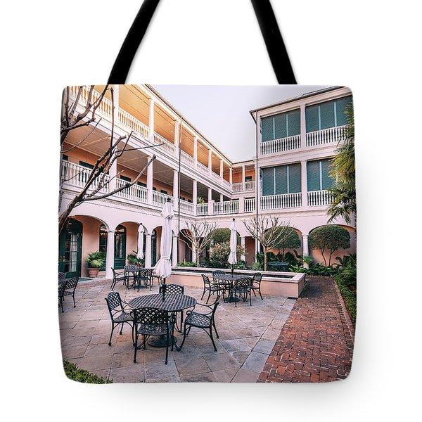 Sippin' Sweet Tea Tote Bag