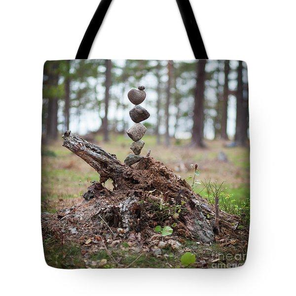 Skogstok Tote Bag