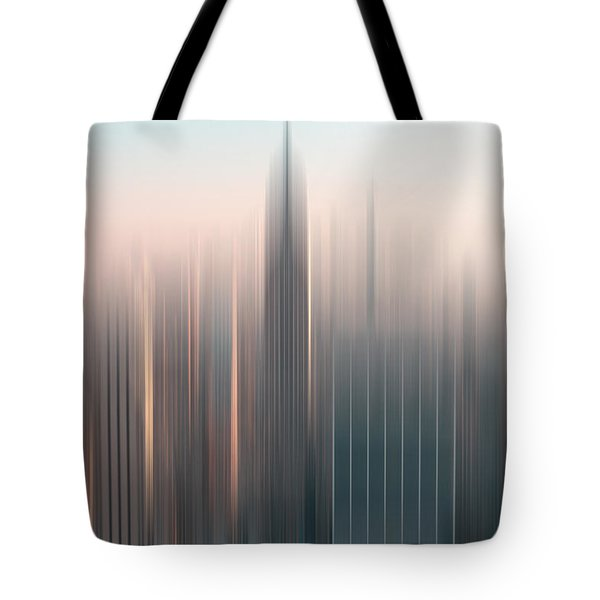skyline I Tote Bag