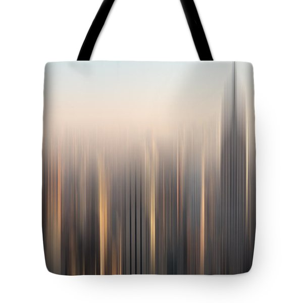 skyline II Tote Bag