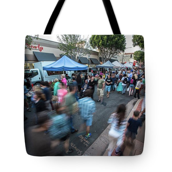 S L O   Farmers Market Tote Bag