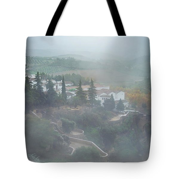 Slowly Reappearing Tote Bag