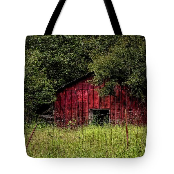Small Barn 2 Tote Bag