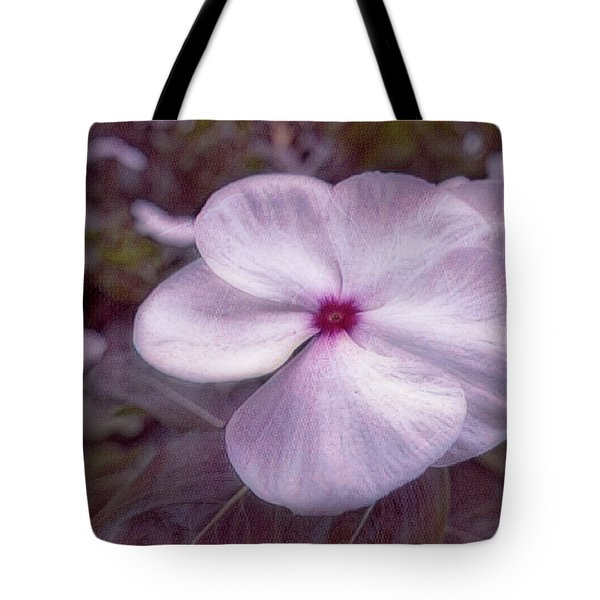 Small Flower Tote Bag