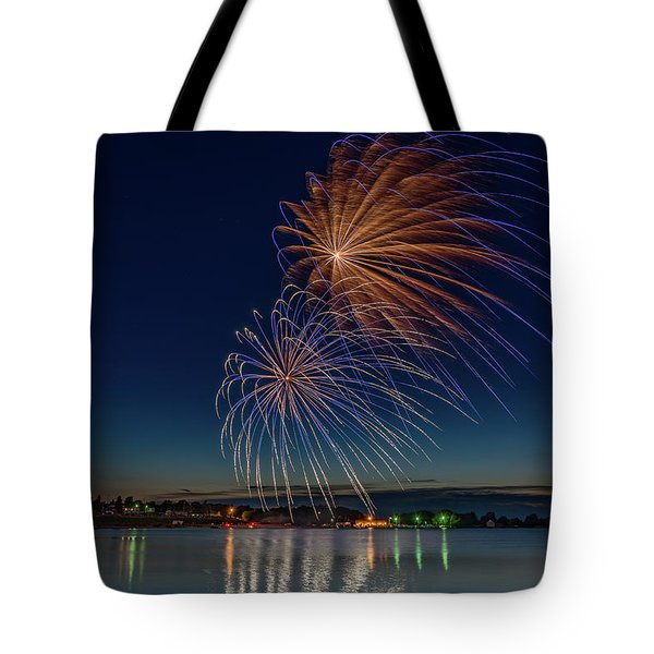 Small Town 4th Tote Bag