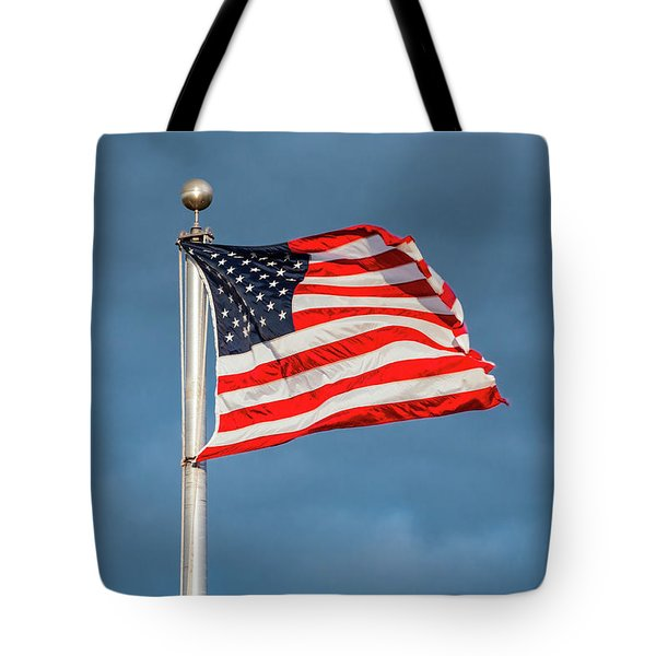 Small Town Glory Tote Bag