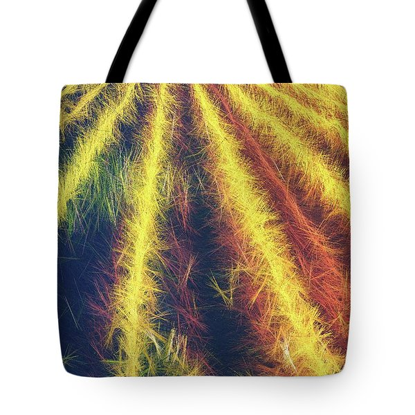 Smell Of The Corn Tote Bag
