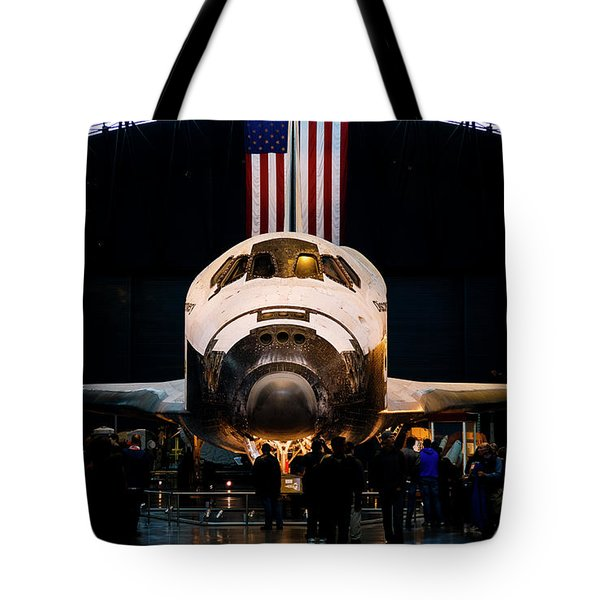 Smithsonian Discovery Tote Bag