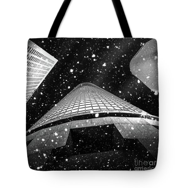Snow Collection Set 01 Tote Bag
