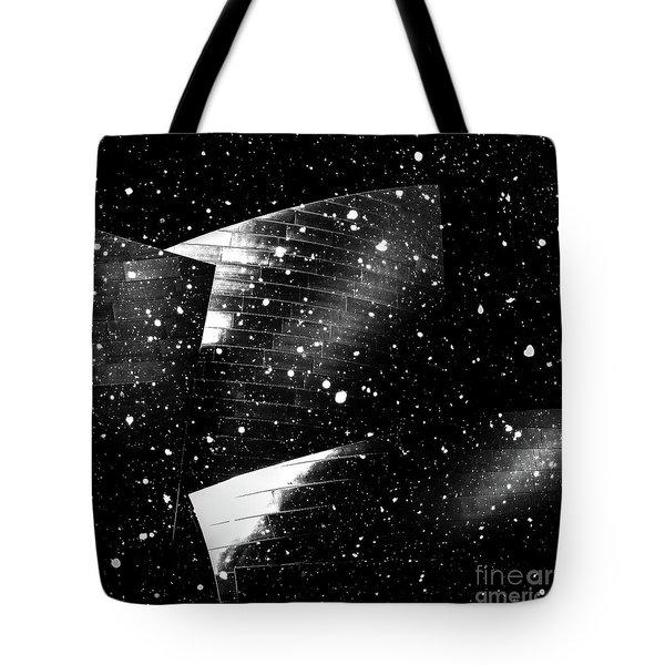 Snow Collection Set 02 Tote Bag