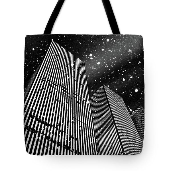 Snow Collection Set 03 Tote Bag