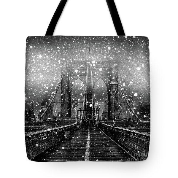 Snow Collection Set 04 Tote Bag