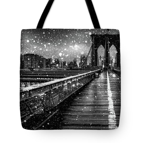 Snow Collection Set 05 Tote Bag