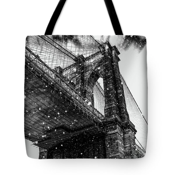 Snow Collection Set 08 Tote Bag