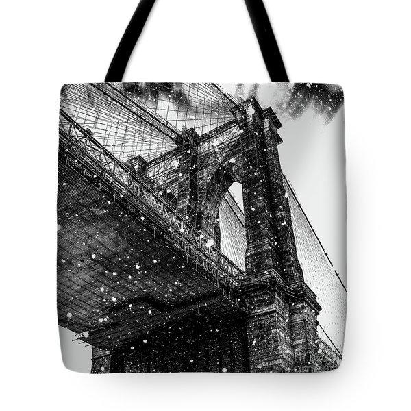 Snow Collection Set 08 Tote Bag