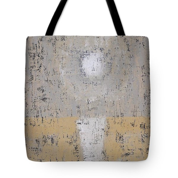 Snow Moon Original Painting Tote Bag