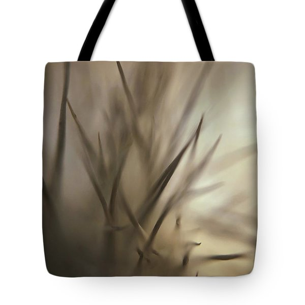 Soft And Spiky Tote Bag